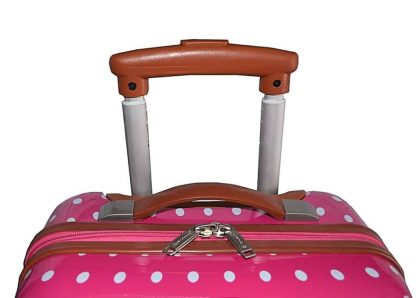 Valise cabine rose pour fille